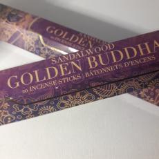 Golden Buddha Sandalwood Incense