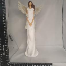 Large Glitter Angel