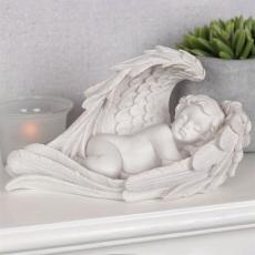 Laying Angel Medium