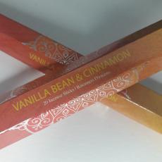 Vanilla Bean and Cinnamon Incense