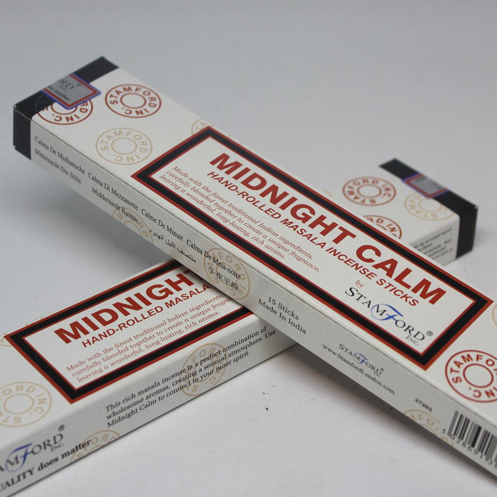 Midnight Calm Masala Incense