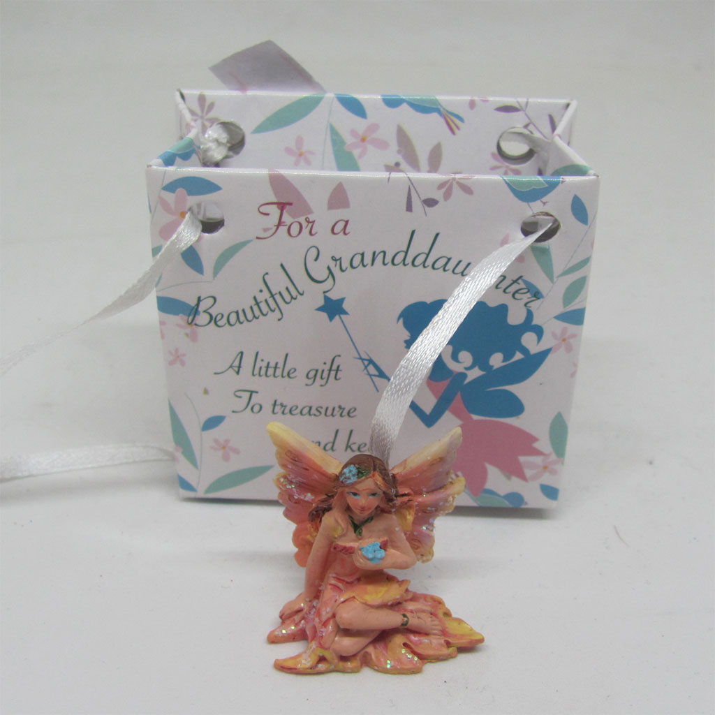 Granddaughter Fairy Figure