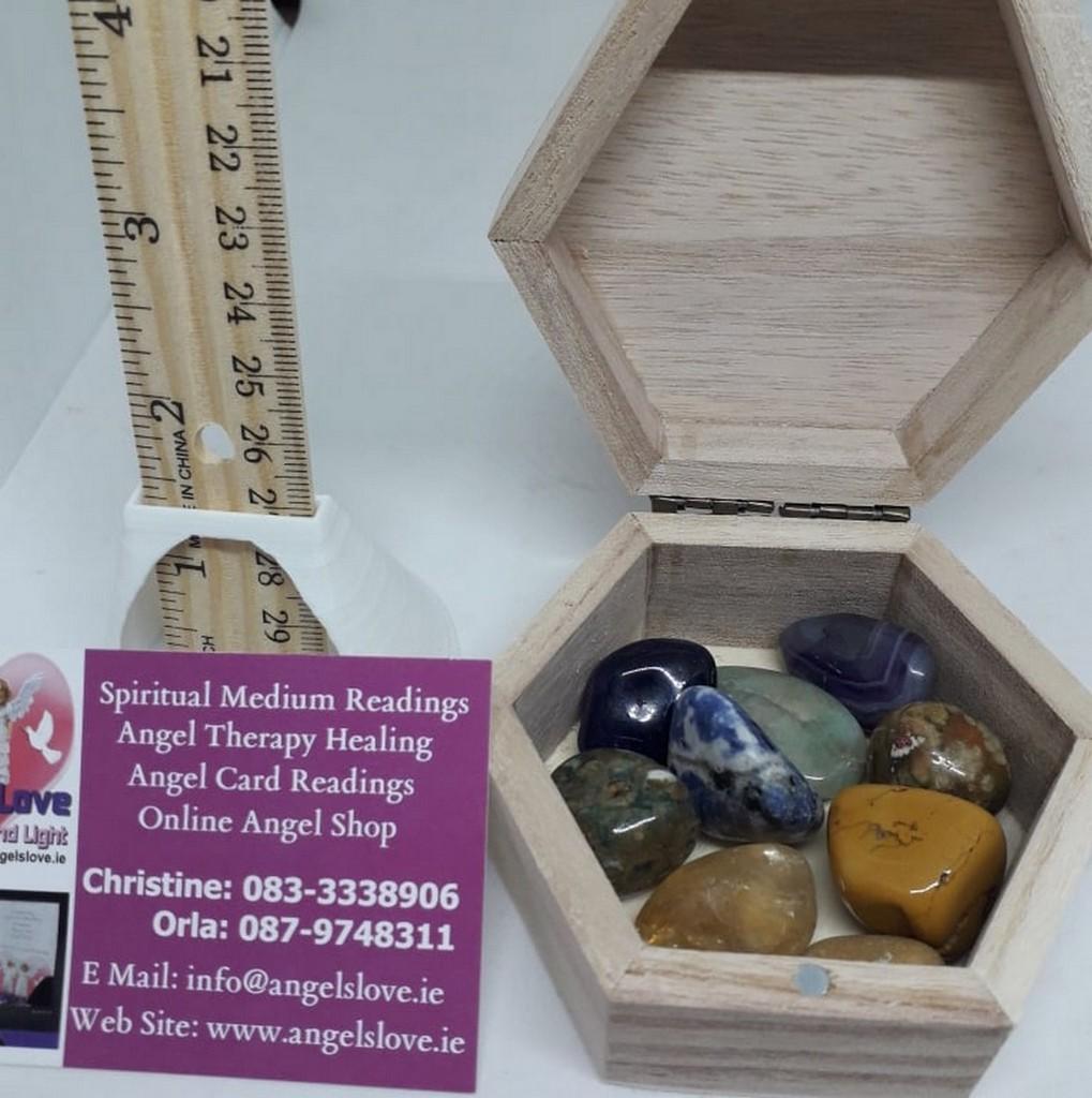 Crystal Treasure Chest