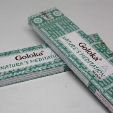 Goloka Natures Meditation Incense