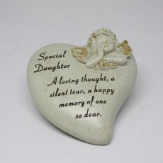 Special Daughter Rememberance Heart