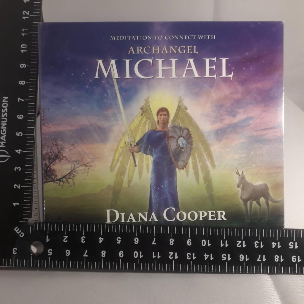 Diana Cooper  Archangel  Michael Guided Meditation CD