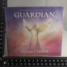 Diana Cooper Guardian Angel Guided Meditation CD