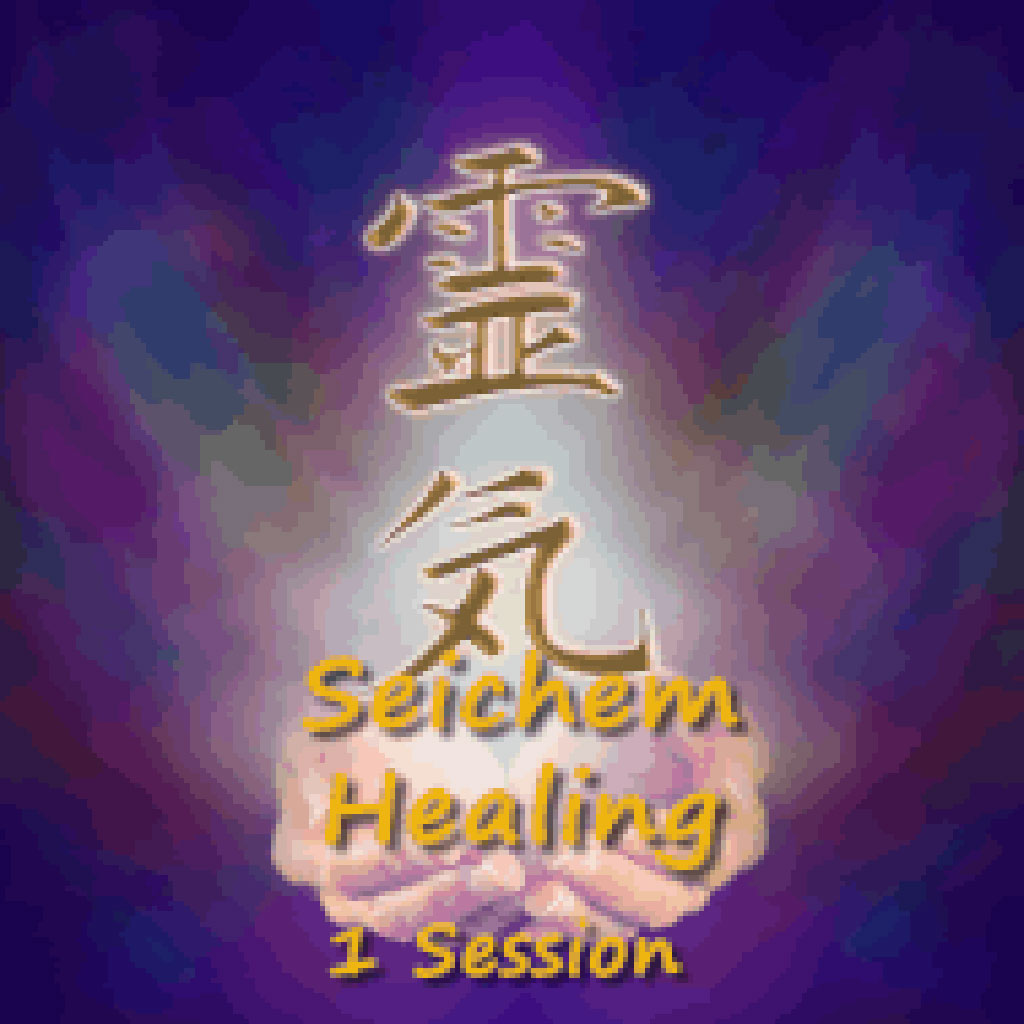 Seichem Healing Session
