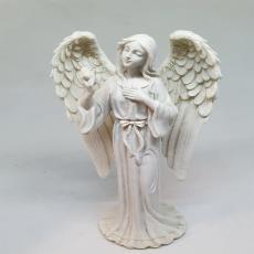 Angel Statue White