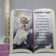 Guardian Angel Plaque